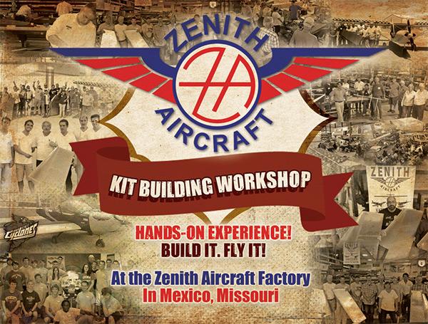 Zenith factory workshops