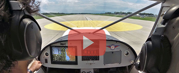VIDEO: Oshkosh arrival