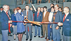 1992 Zenith Aircraft Company - Ribbon Cutting
