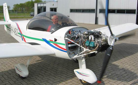 Zodiac Ch 601 Xl Rotax 912 Engine
