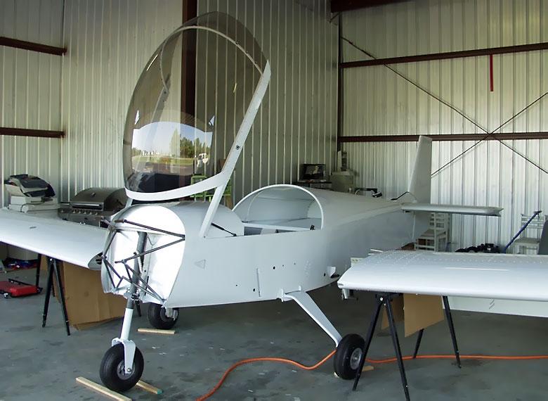 ZODIAC XL Design & Construction - WINGS - Kit Plane