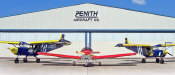 Zenith Aircraft kit production facilities in Mexico, Missouri