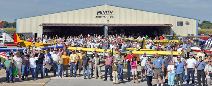 Zenith Open Hangar Day