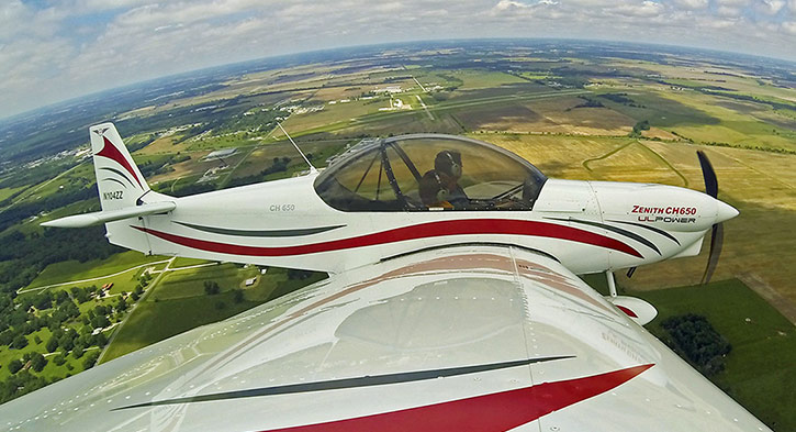 Pilot Ready Kit Plane From