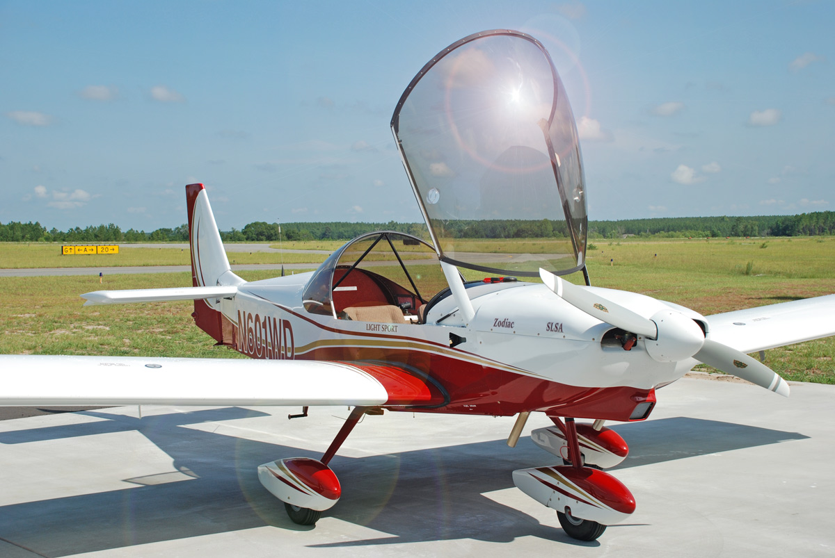 Zodiac ch 650 the new sport pilot ready kit airplane from zenith zodiac ch 650 solutioingenieria