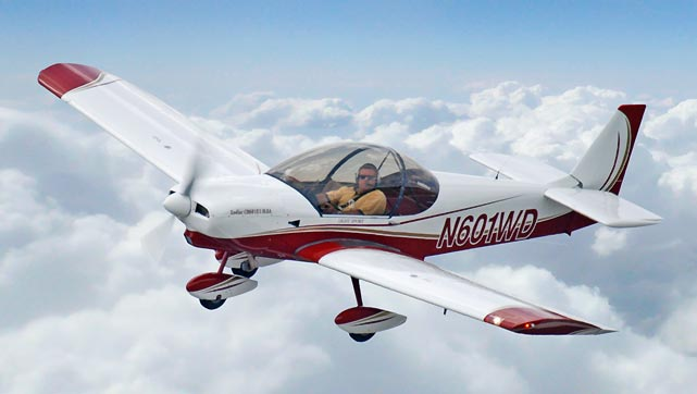 The new ZODIAC CH 650 for Sport Pilots