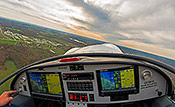 Cross country flight to and from Sebring