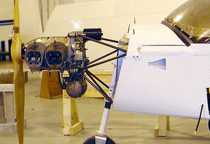 Zodiac Ch 601 Engine Installation Photos Jabiru Corvair Continental Rotax Subaru And More