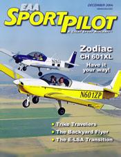 ZODIAC XL - The sport pilot-ready kit airplane from Zenith