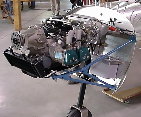 ZODIAC XL - Engines