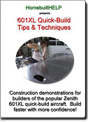 Zodiac XL Quick-Build Kit Tips and Techniques DVD