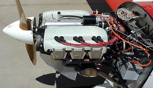 ZODIAC CH 601 XL - Photo Updates - Jabiru 3300 Engine